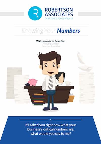 Knowing Your Numbers Client Version Page 1